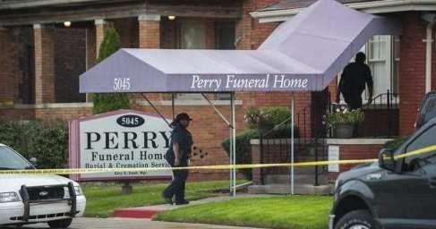 В США в похоронном бюро найдены эмбрионы и останки более 60 детей