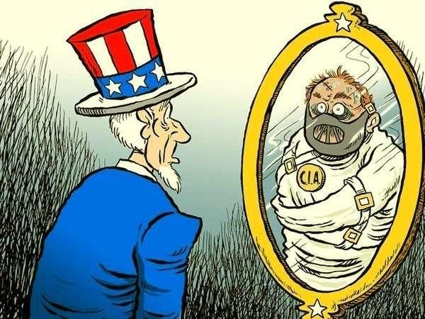 Антироссийская пропаганда начала жестоко бить по гегемонии США