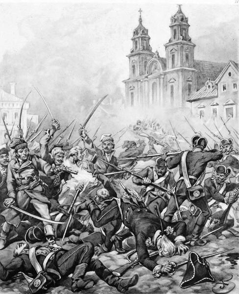 Неизвестная война в Польше 1981 года