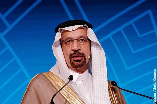 Саудовская Аравия допустила рост цен на нефть до 100 долларов за баррель