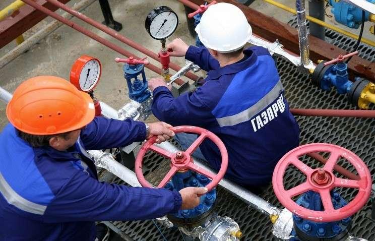 «Газпром» не подтверждает погашение Киевом долга за газ