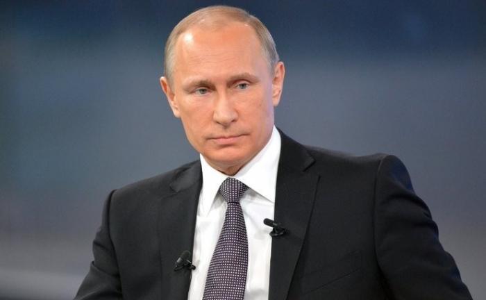 Владимир Путин подписал указ о введении ответных санкций против Украины
