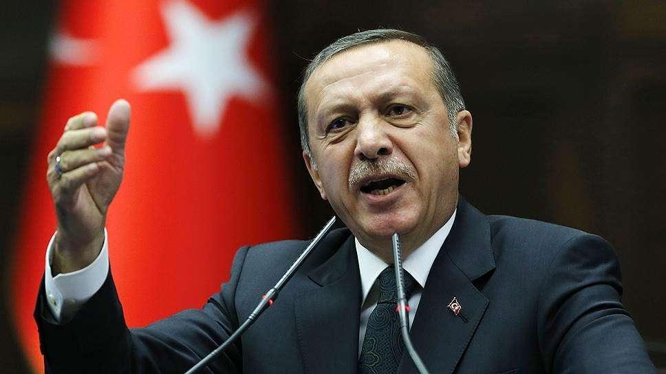Турция вступила в войну