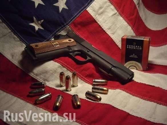 Массовые убийства в США: ужасающие цифры | Русская весна