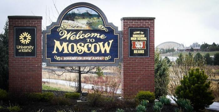 Откуда в США взялось 26 городов с названием Москва?