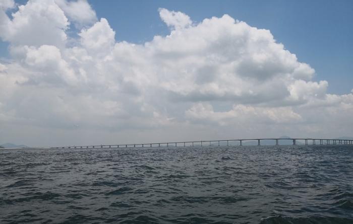 В Китае Си Цзиньпин открыл 55-километровый мост Гонконг – Макао – Чжухай