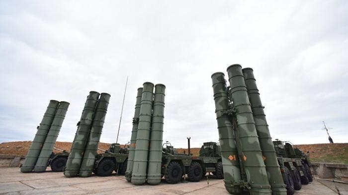 Россия начала исполнять контракт по поставке в Индию С-400