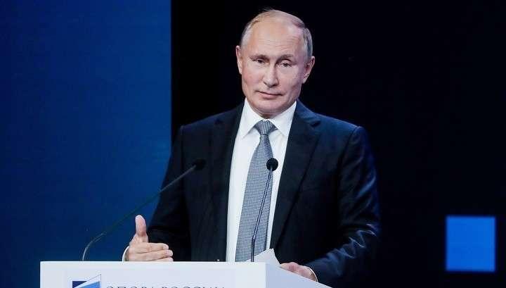 Владимир Путин поставил задачу освободить предпринимателей от чиновничьего бюрократизма