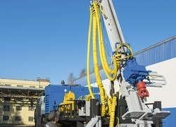 Созданная в России буровая установка втри раза дешевле зарубежных аналогов