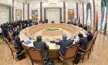ОБСЕ выпустила заявление по итогам встречи контактной группы по Украине 2 октября в Минске
