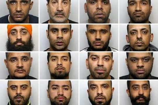 Банда мигрантов годами насиловала малолетних британок