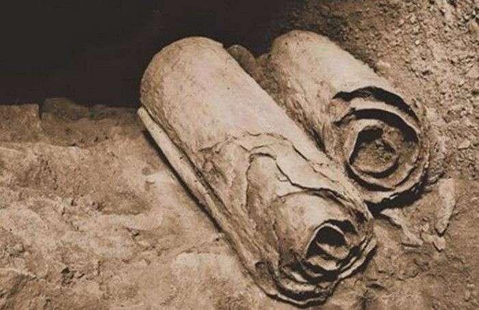 Сенсация: иудейские «Кумранские рукописи» или «Свитки Мертвого моря» оказались поддельными