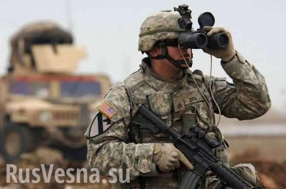 Нетуда: американские военные сбросили броневик ссамолёта ипромахнулись (ВИДЕО) | Русская весна