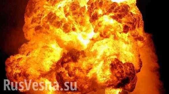 Взрывы на складах боеприпасов Украины. Это коррупция? | Русская весна