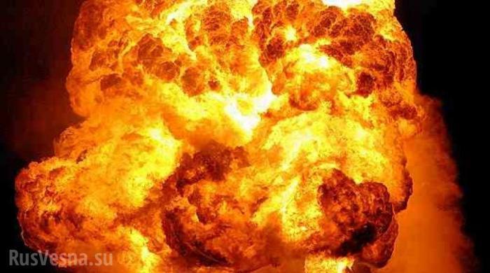 Взрывы на складах боеприпасов Украины. Это коррупция?