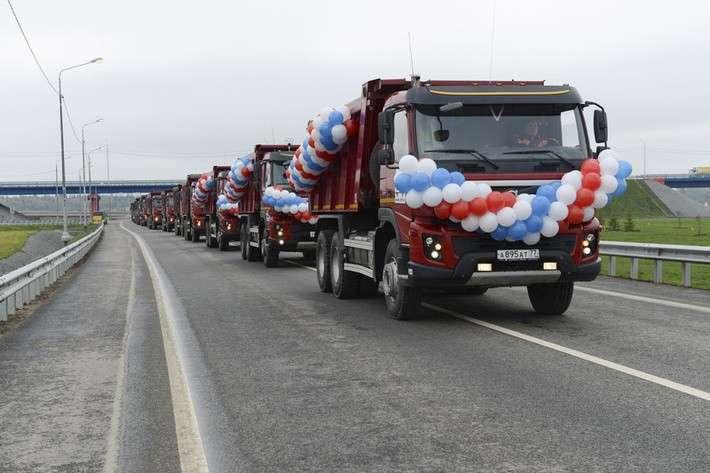 ВЛенобласти открыли подъезд кпорту «Усть-Луга» сразвязкой натрассе «Нарва»