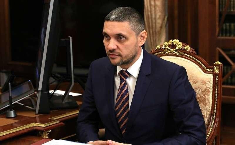 Временно исполняющий обязанности губернатора Забайкальского края Александр Осипов.