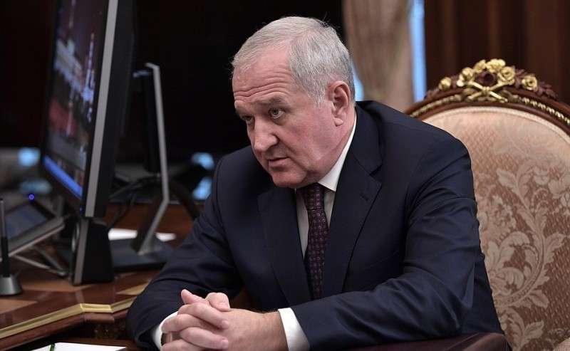 Руководитель Федеральной таможенной службы Владимир Булавин.