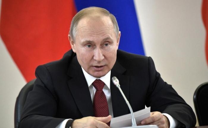 Владимир Путин: Россия поможет решить проблему Ливии, созданную странами Запада