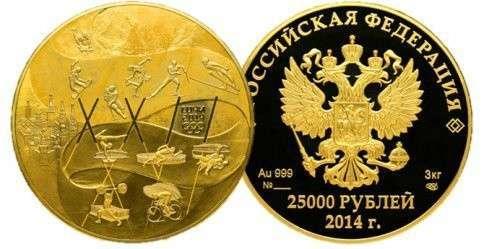 Золотые резервы России достигли отметки в1112,5 тонн