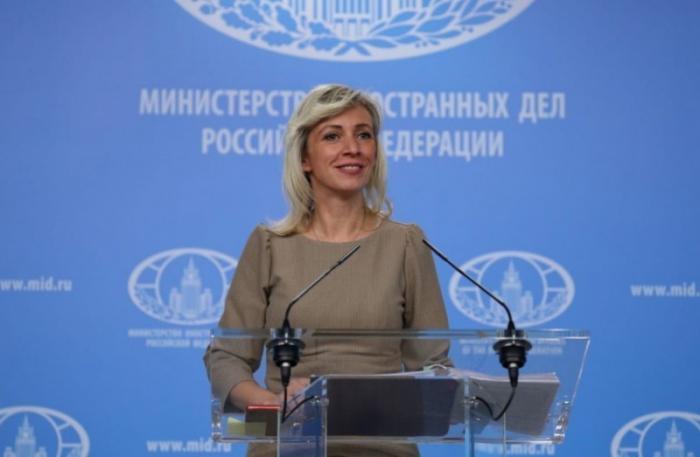 Мария Захарова провела еженедельный брифинг МИД России 25.10.2018