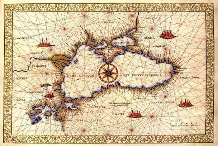 Как «европейское» Чёрное море станет «русским»