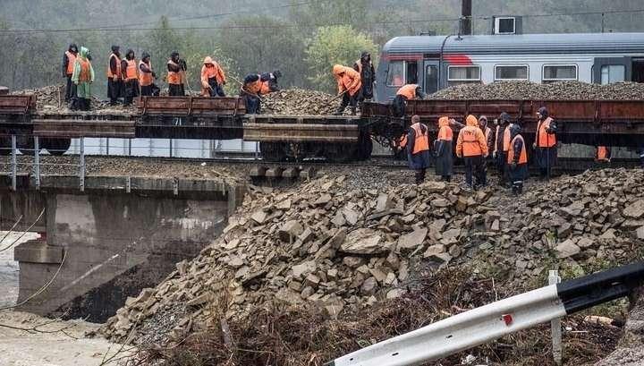 Жертвами наводнения на Кубани стали шесть человек