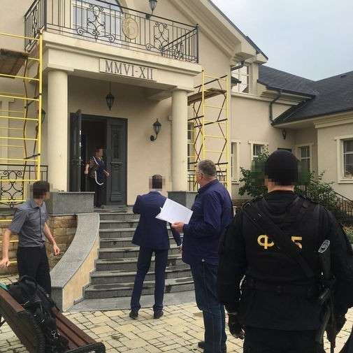 У экс-главы российской таможни Андрея Бельянинова украли «горсточку бриллиантов»