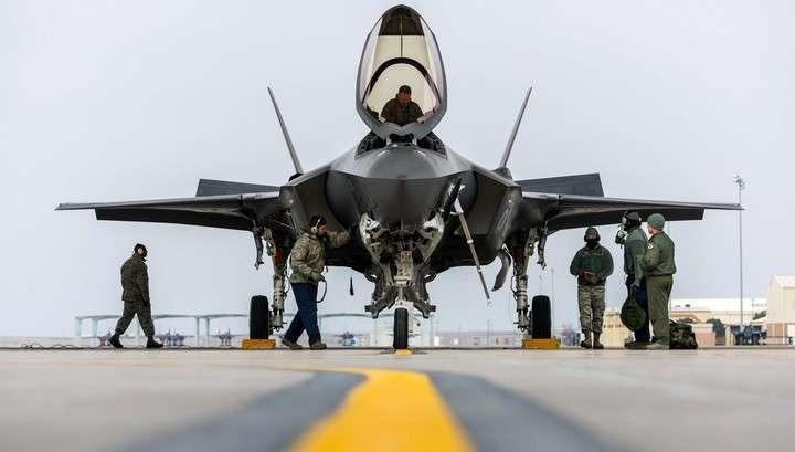 Истребители F-35 снова не летают. Две новые неисправности грозят катастрофами