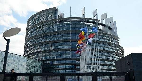 Как Украина искупала Европарламент в Азовском море
