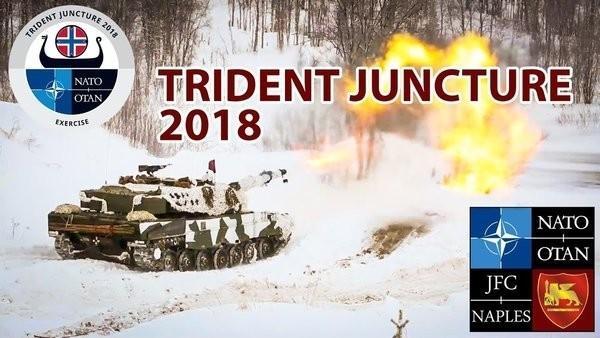 Учения НАТО «Единый трезубец – 2018» стали для России неожиданностью