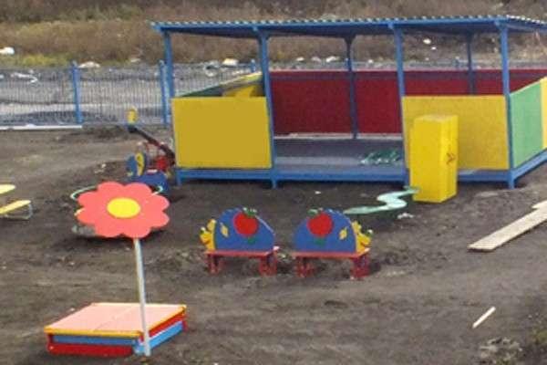 ВОмске наМосковке-2 построили детсад сбассейном изимним садом
