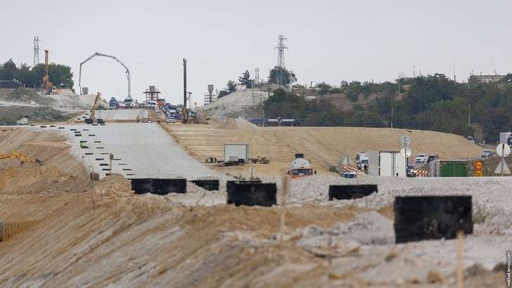 Как трасса «Таврида» переориентировала Крым