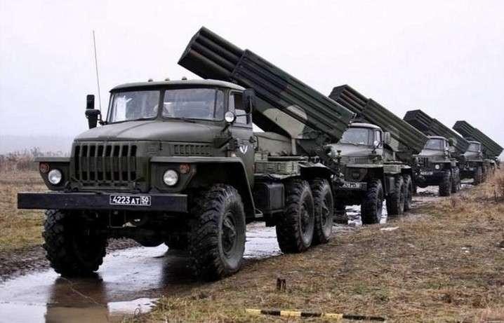 Пятнадцать «Торнадо-Г» поступили мотострелкам вСамарской области
