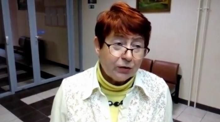 О суде над Романом Юшковым высказалась известный пермский журналист Галина Куличкина