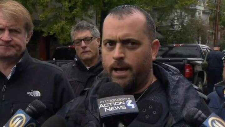 США. Стрельба в синагоге Питтсбурга: 8 прихожан убито, 12 ранено