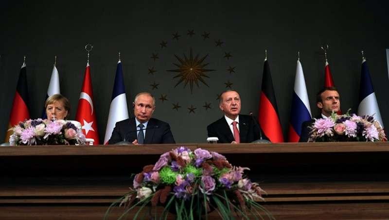 Переговоры по Сирии: Переговоры по Сирии: Россия оставляет за собой право ликвидировать террористов в Идлибе