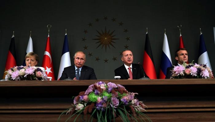 Переговоры по Сирии: Россия оставляет за собой право ликвидировать террористов в Идлибе