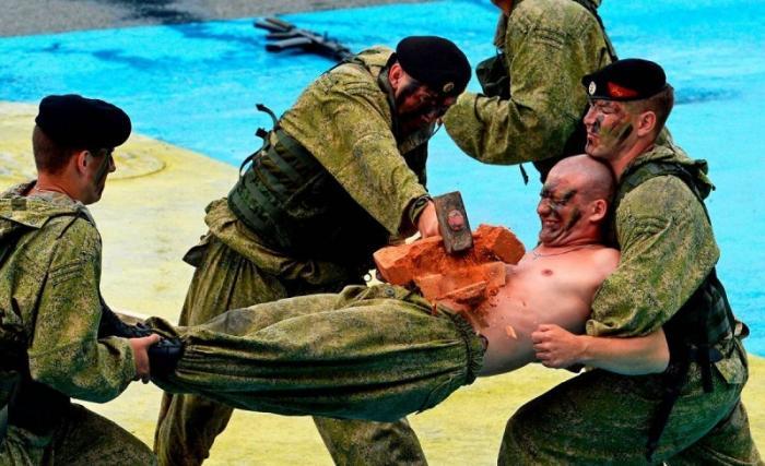 Американец о службе в российской морской пехоте: здесь я стал мужиком