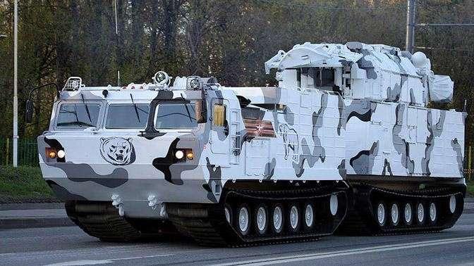 ЗРК «Тор-М2ДТ» поступят на вооружение Северного флота России