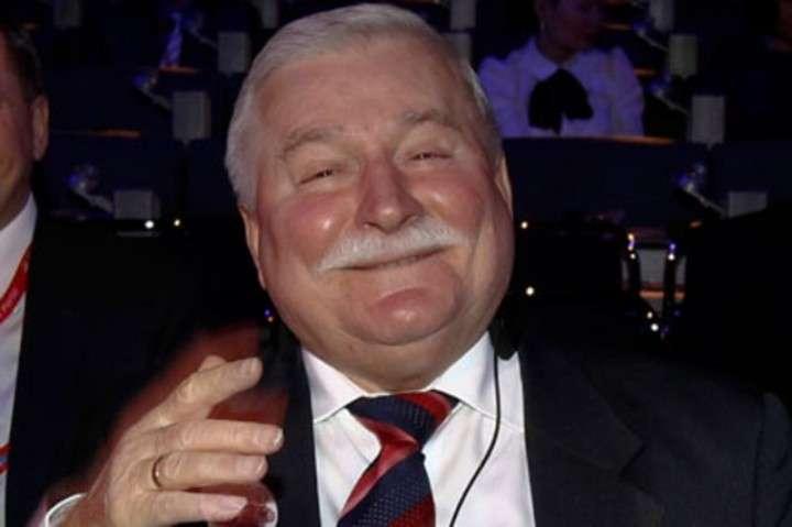 Лех Валенса готов первым пойти в бой в случае нападения России на Польшу