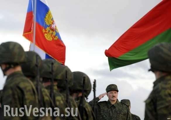 Учения Щит Союза: Россия и Белоруссия вместе строят оборону от Запада | Русская весна