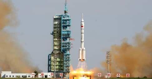В Китае первый запуск коммерческой ракеты закончился крушением