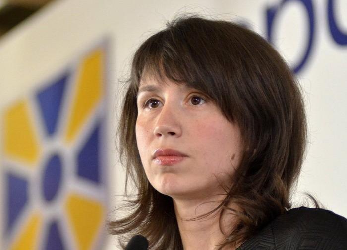Советник министра МВД Украины Татьяна Черновол призывает совершать диверсии в России