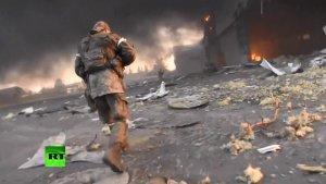 МИД РФ потребовал расследования гибели сотрудника Красного Креста на Украине