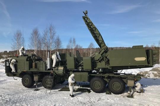 РЭБ Самарканд превратит армии НАТО без руля и ветрил