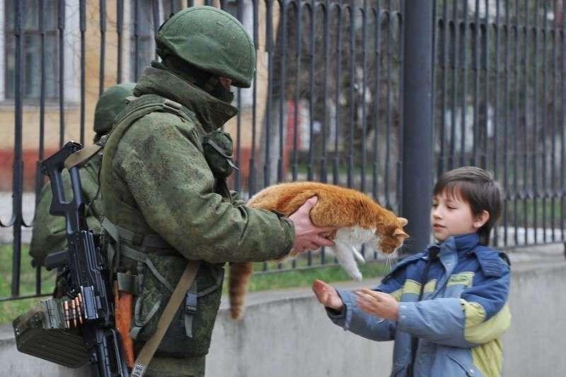 Бердянск и Мелитополь ждут «вежливых людей» из России