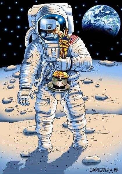 Лунная афера США: Как «Сервейер-3» выдал мошенников