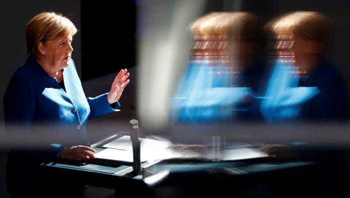 Ангела Меркель заявила о своём уходе с политической арены