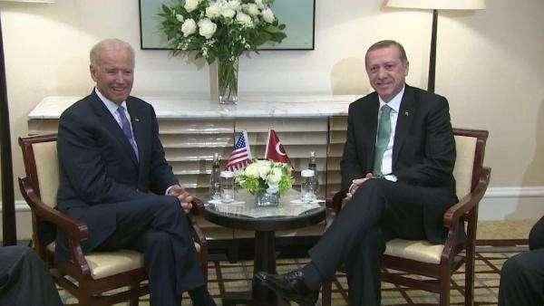 Из-за чего Эрдоган поссорился с Байденом